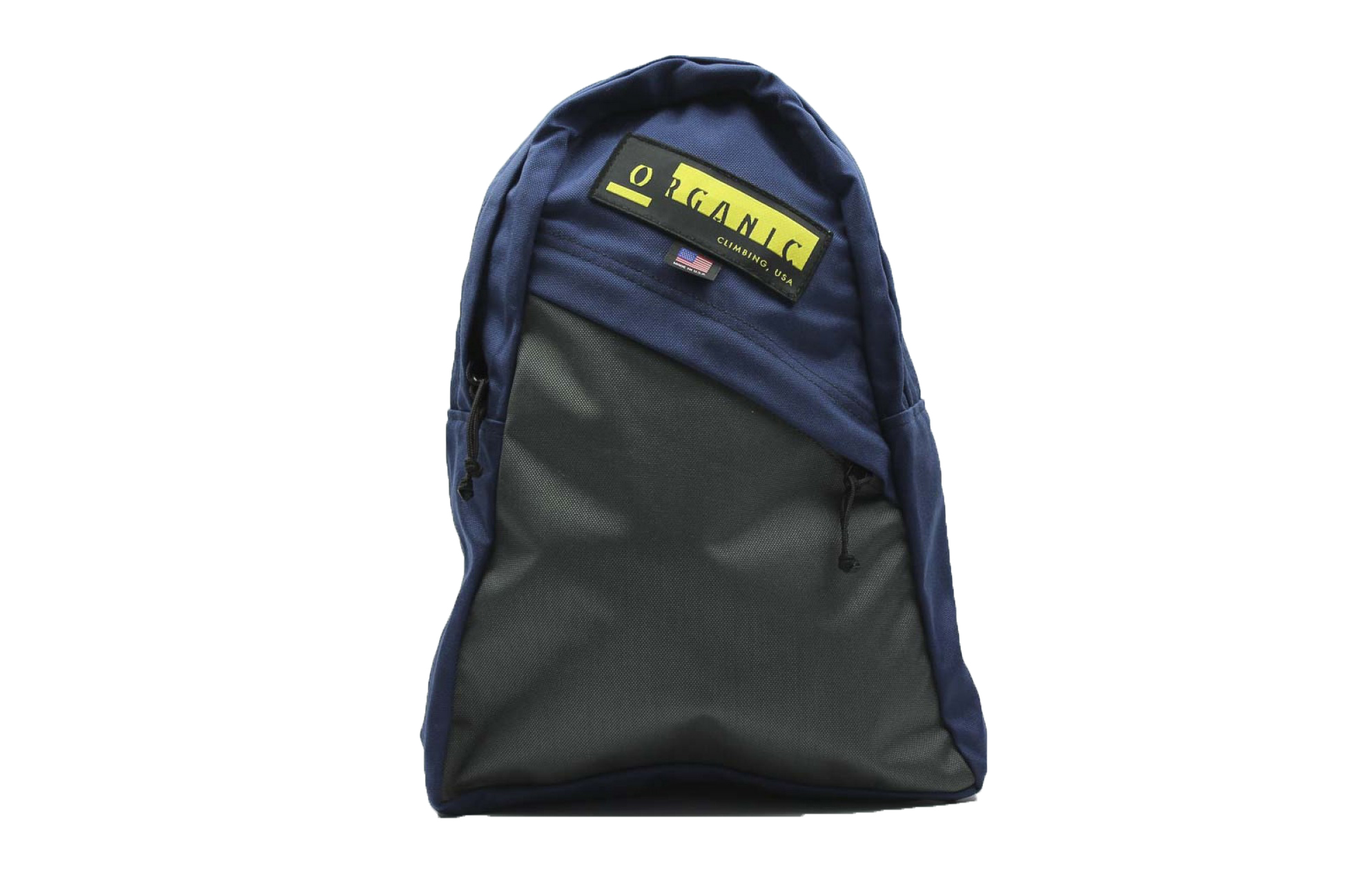 ORGANIC RETRO BOOK BAG - $48
