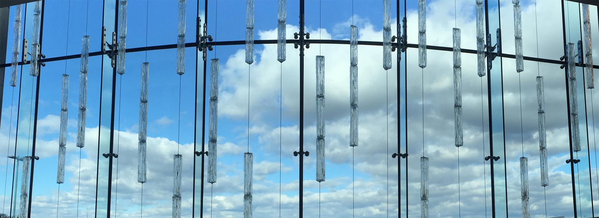 sei studio glass chandelier neiman marcus