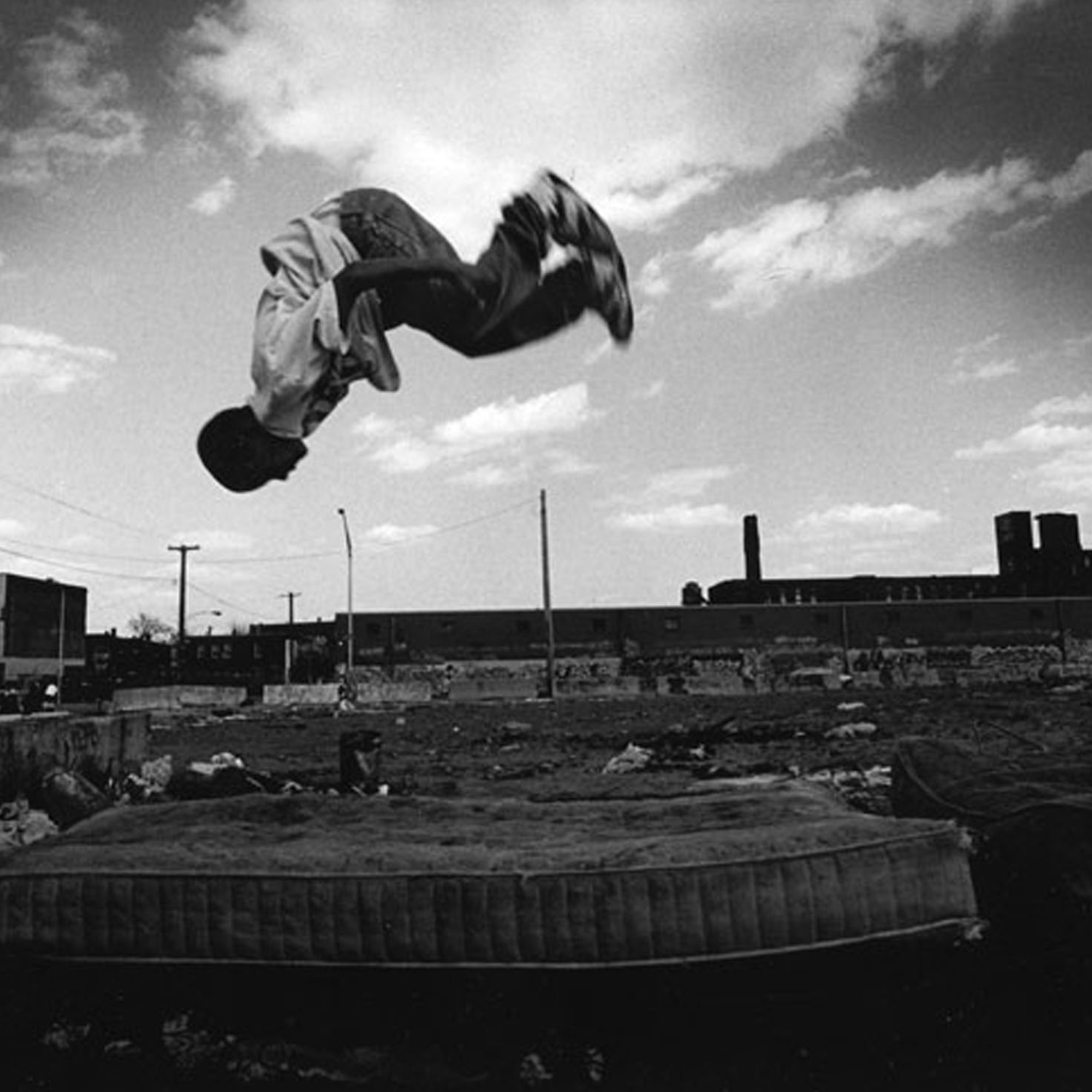 "Harvey Finkle - ""Third World Playground, Philadelphia, 1996"""