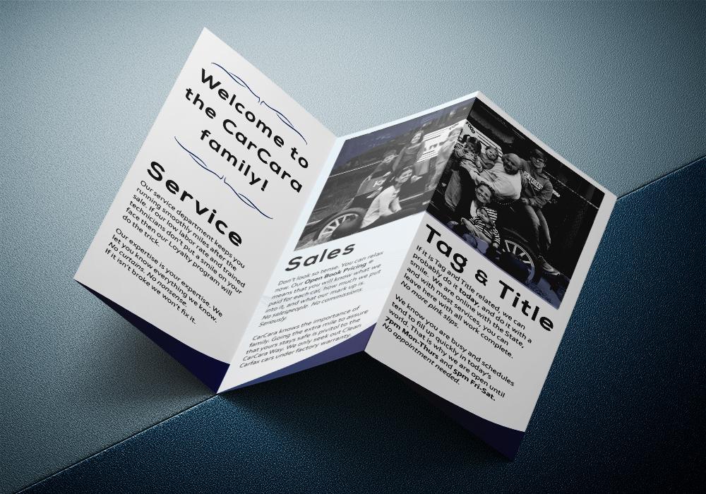 CarCara - Business Brochure