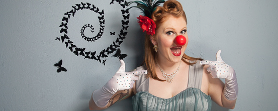 Renowned queer performer, Mary Strawberry