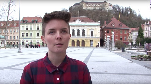 Transgender Life in Slovenia  (photo courtesy Out on Film)