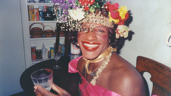 The Life and Death of Marsha P. Johnson  (photo courtesy of Out on Film)