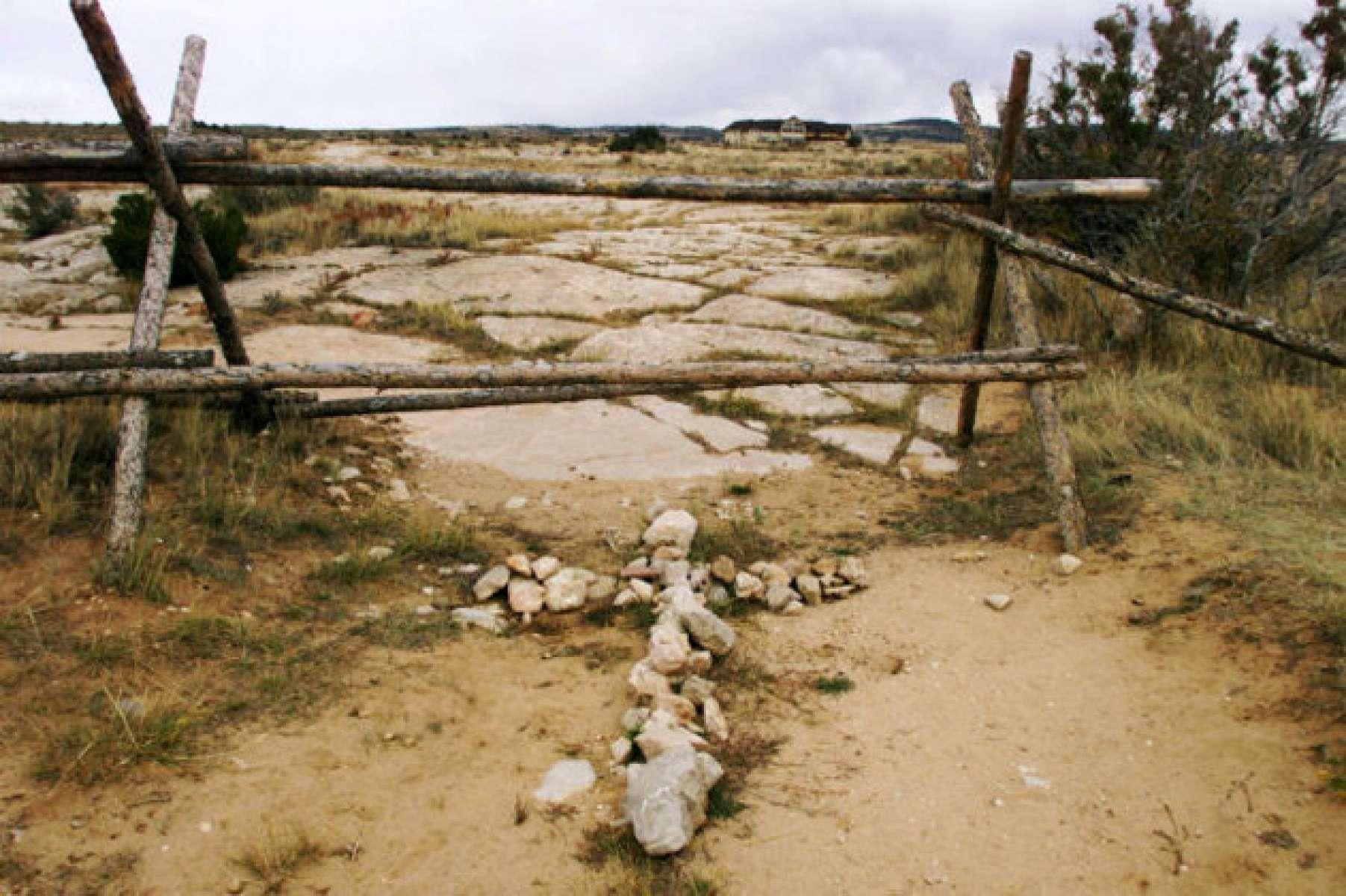 Memorial for Matthew Shepard in Laramie, Wyoming