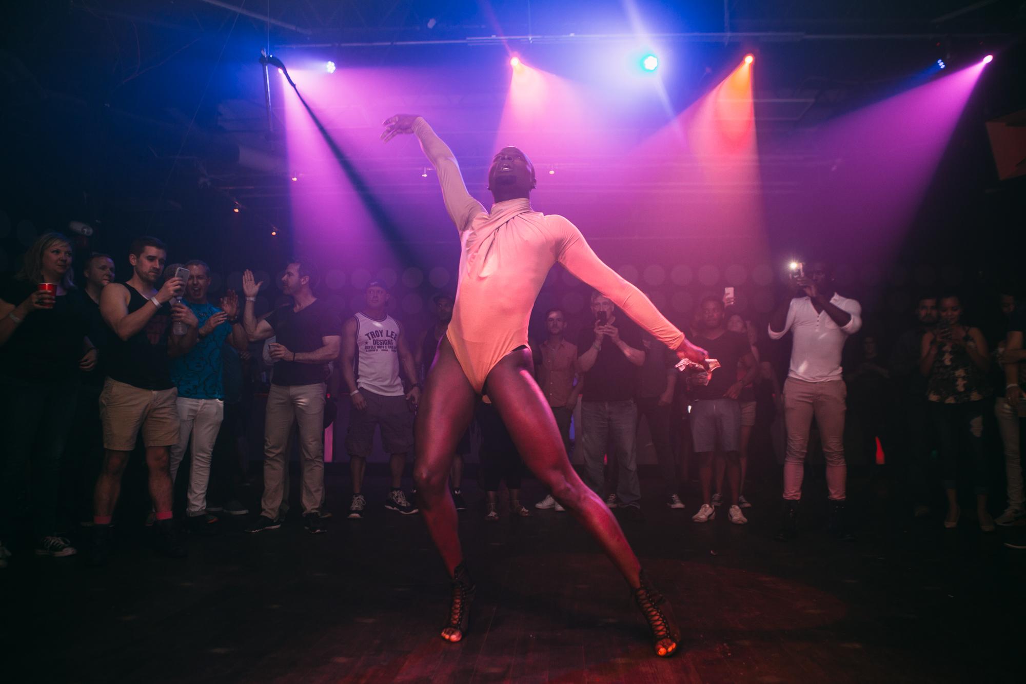 Lala Ri at Jungle Atlanta, 2017 (PHOTO: Rose Riot Photography)