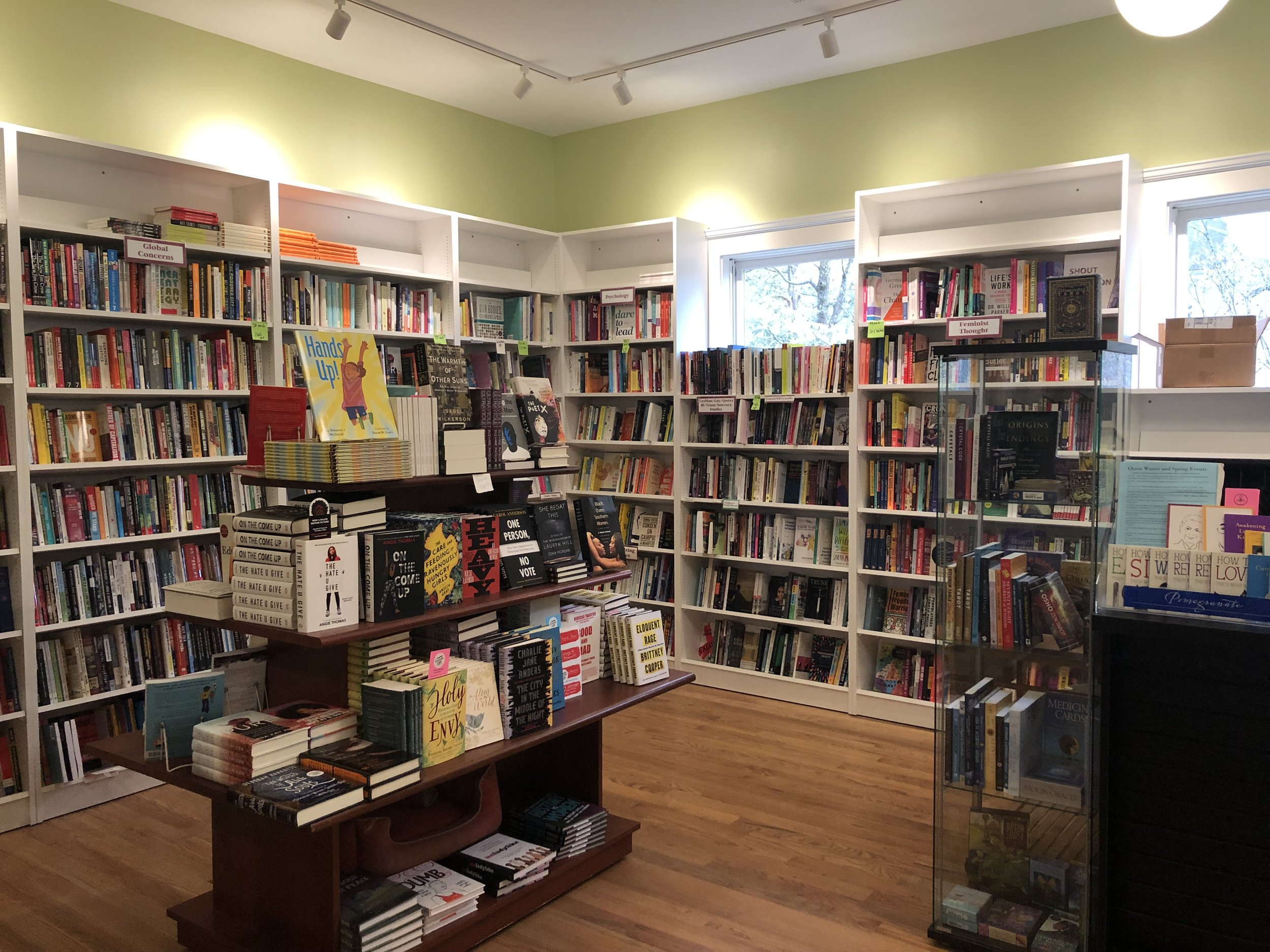 Charis bookstore moves to new home, but LGBTQ traditions remain