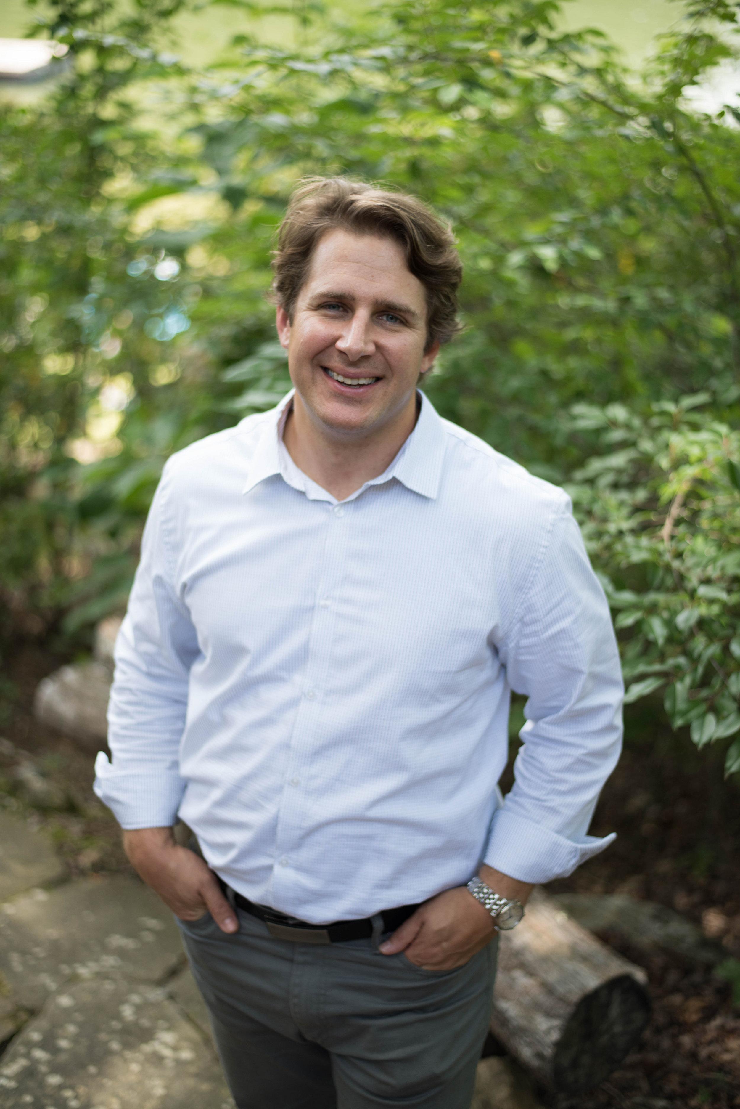 Josh Pedersen, President and Founder of Vox Bivium