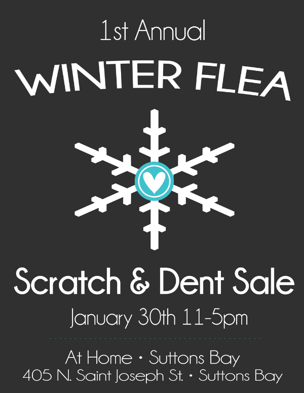 At Home Winter Flea and Scratch & Dent Sale