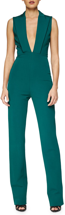 Teal Green Jumpsuit