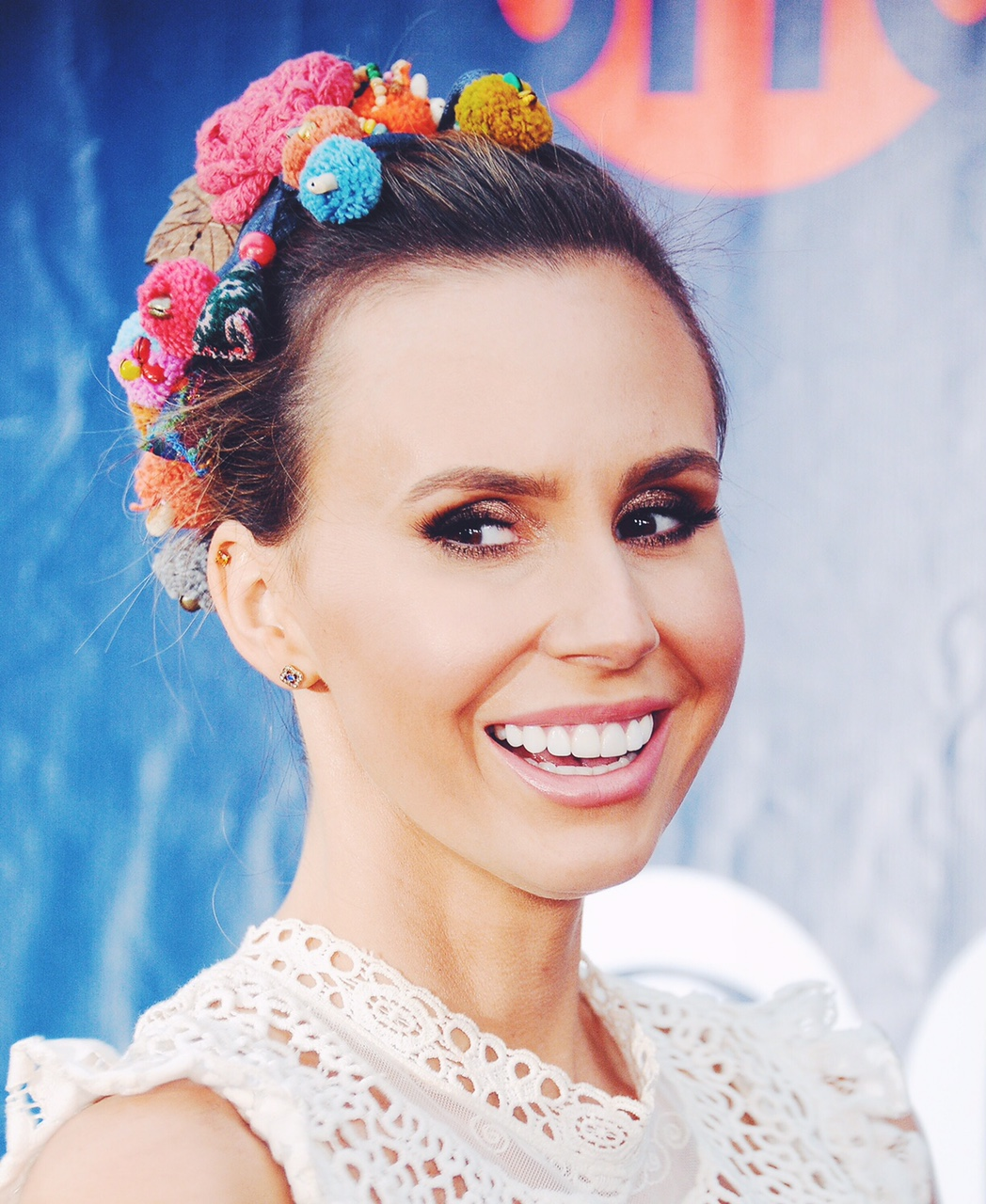 Keltie Knight Thai Headpiece