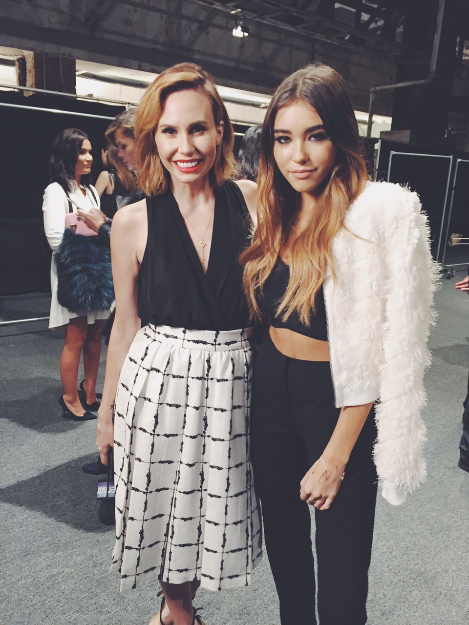 Keltie Knight Madison Beer
