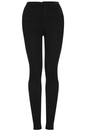 "I think black jeans are the ultimate ""off duty model"" look. Wearing a pair of black jeans is the foolproof way to make any outfit totally stylish ala. Kendall Jenner + Squad. I love these high waisted ones. Get them  HERE!"