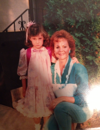 perfecting the red carpet stare since '82