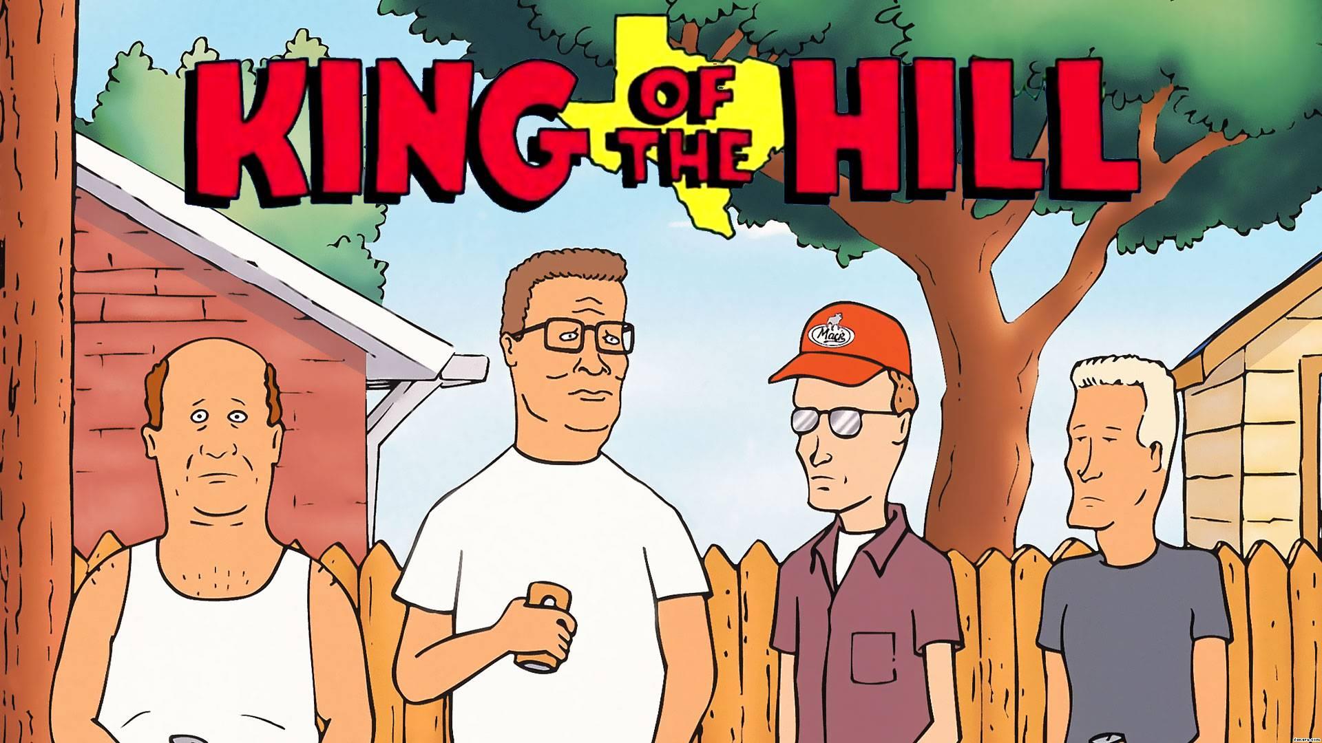 King of the Hill. Dialogue Recording