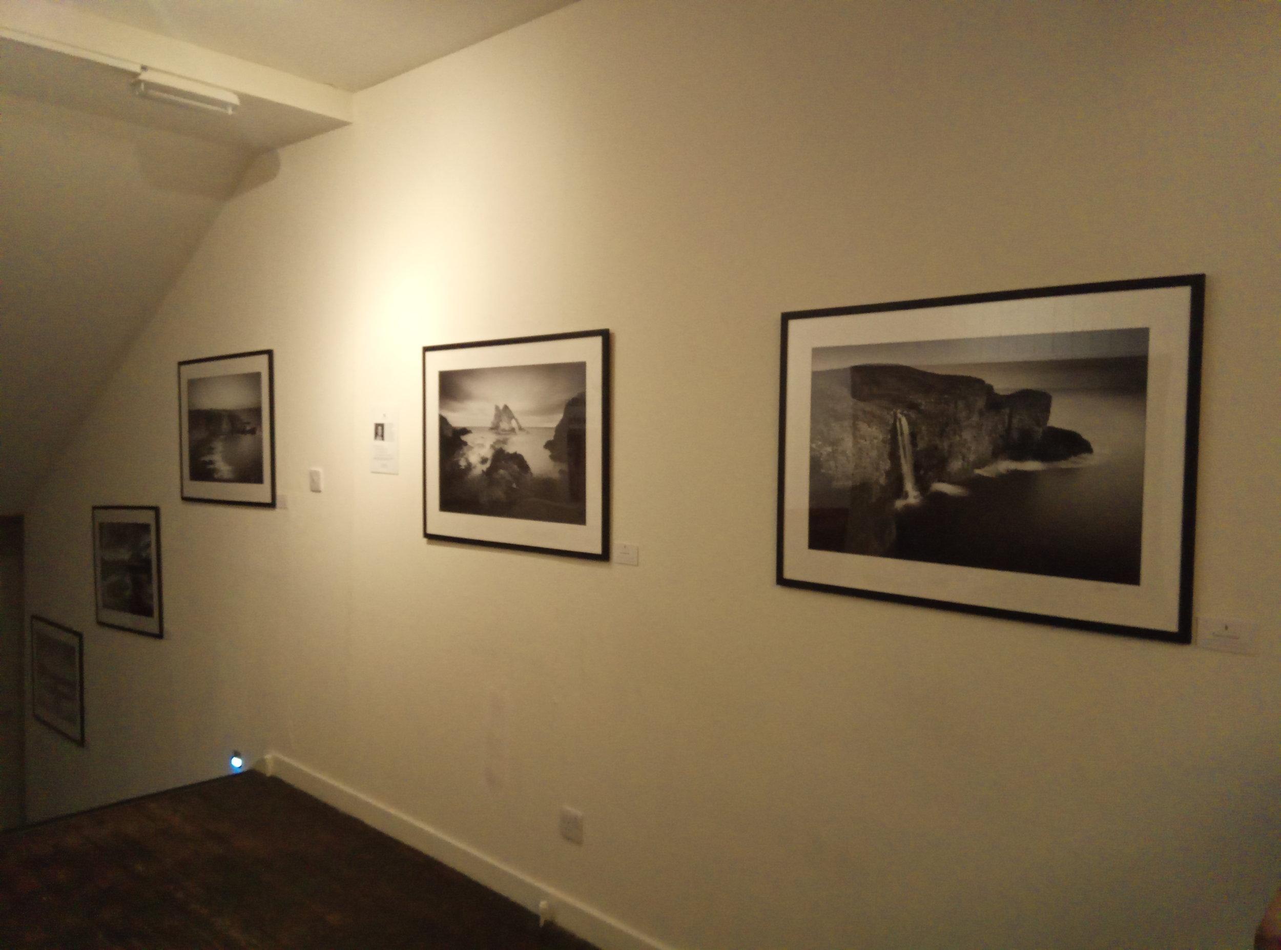 Monochrome Image Exhibit - Icarus Owen
