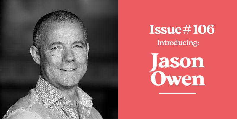 Icarus  Jason  Owen  - 99% Lifestyle Newsletter