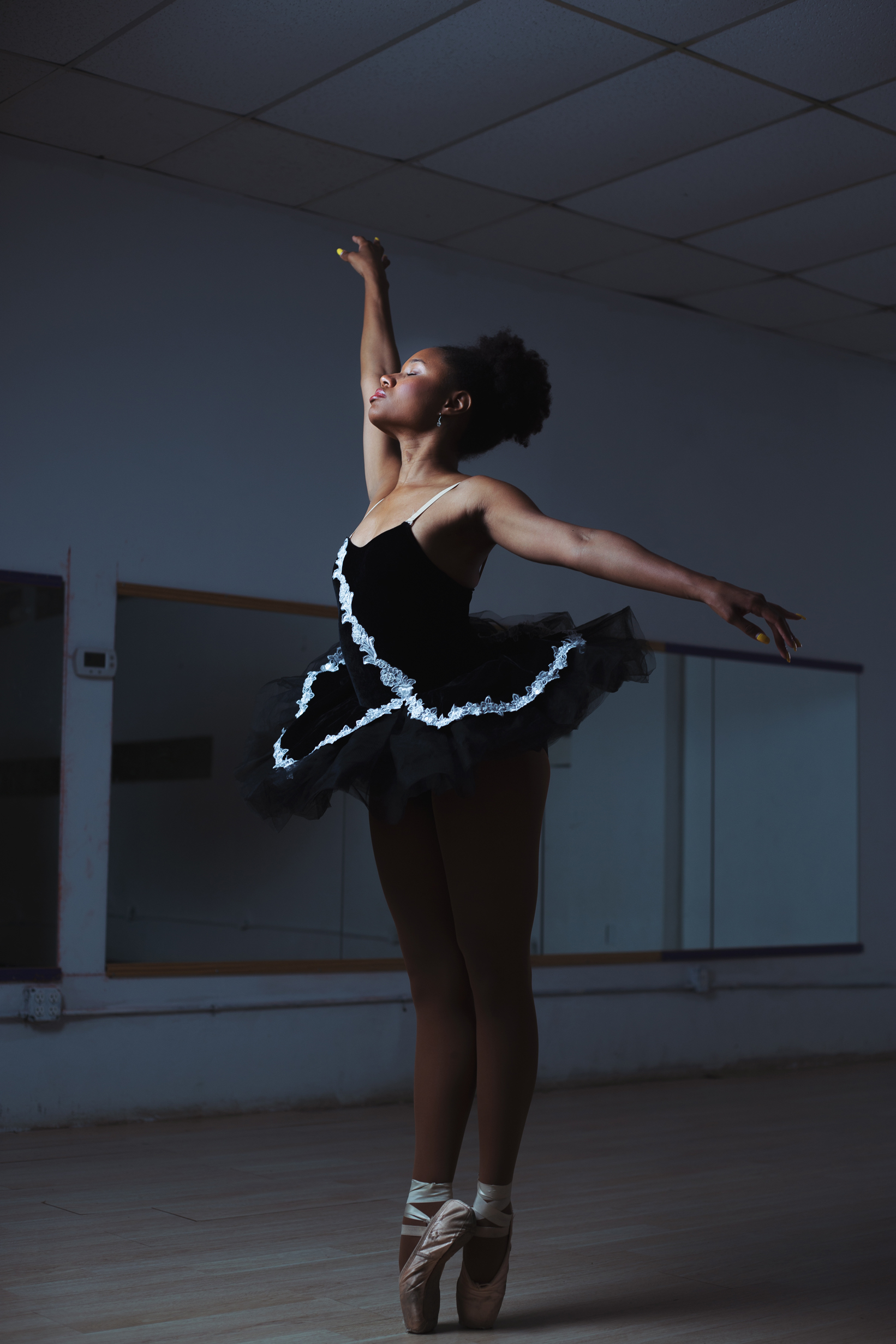 A dancer's delight- Chamber Photography Moments by Antoine Hart