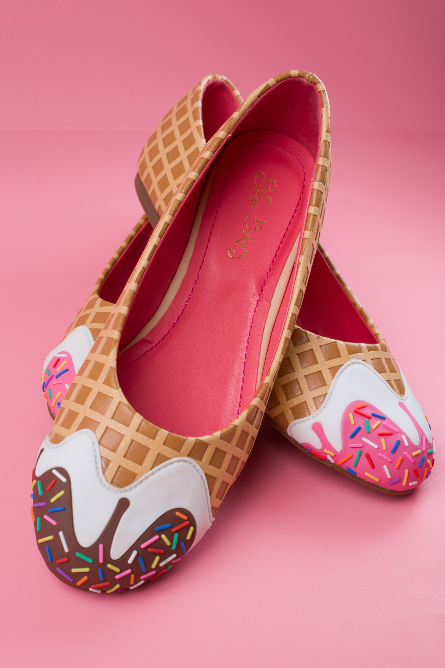 Waffle Cone Shoe By Shoe Bakery - Chamber Photography Moments by Antoine Hart