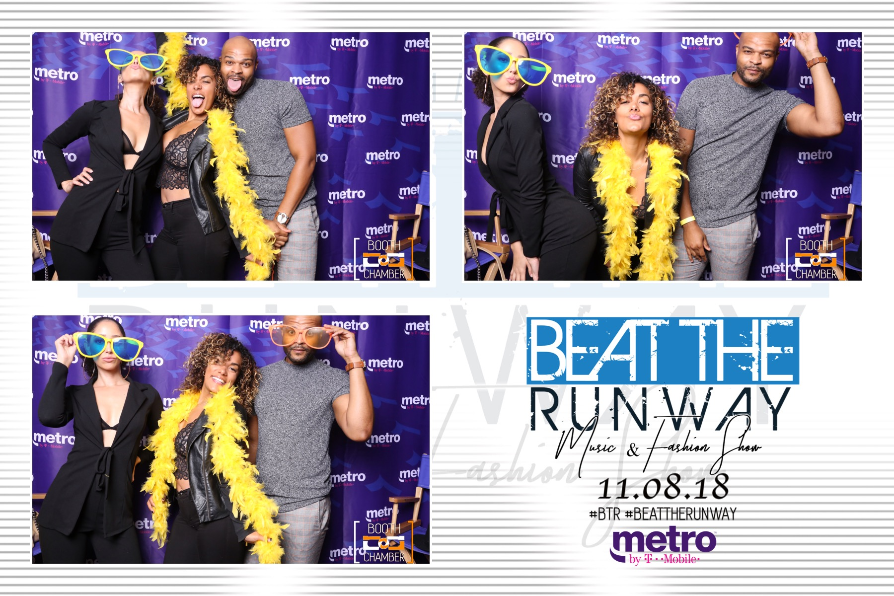Booth Chamber Photo Booth Beat the Runway Antoine Hart 20181108_5.jpeg