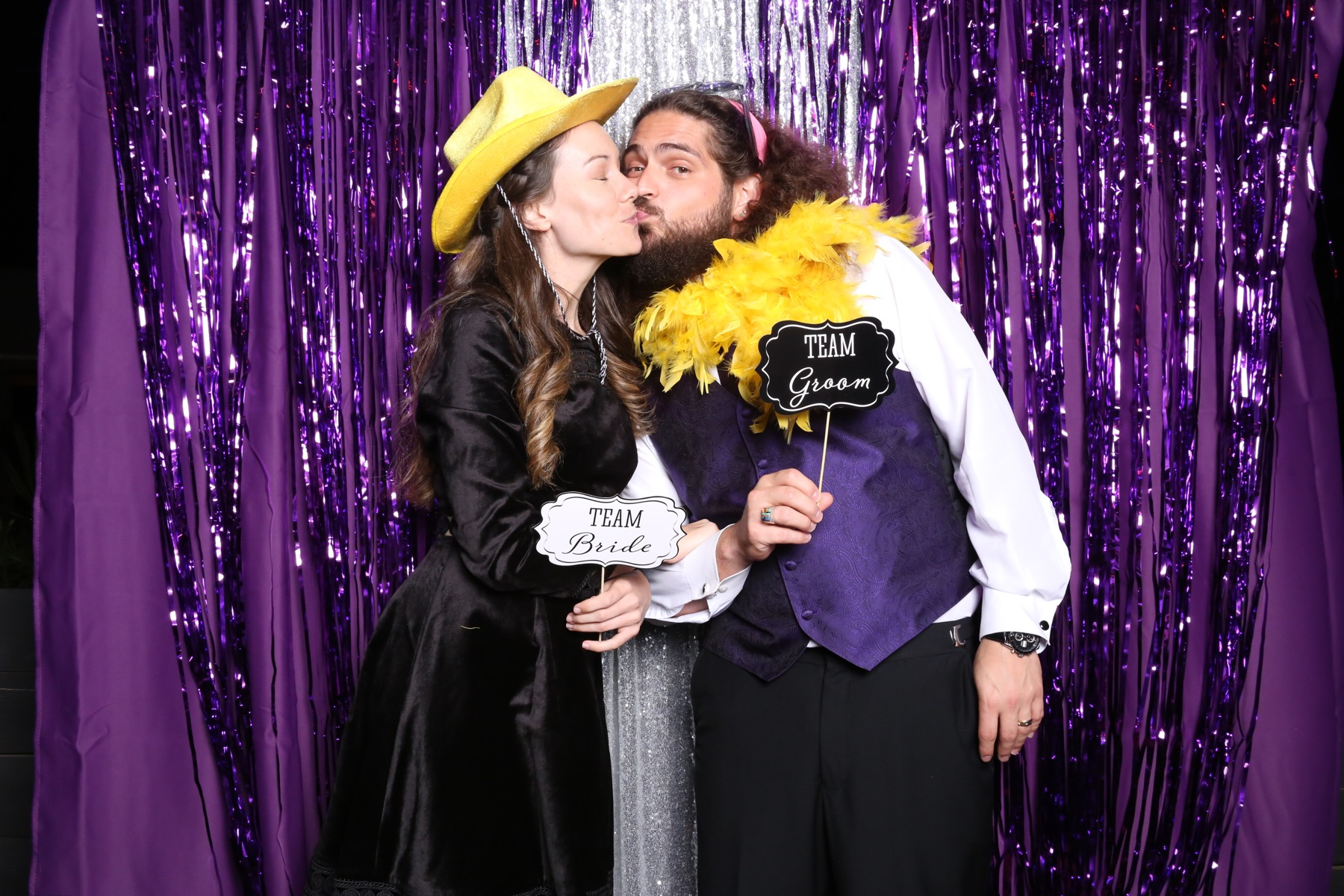 Booth Chamber Photo Booth Harmony Gardens wedding antoine Hart de leon springs photography_50.jpeg