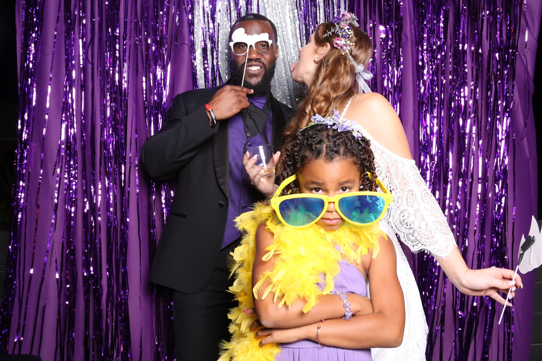 Booth Chamber Photo Booth Harmony Gardens wedding antoine Hart de leon springs photography_67.jpeg