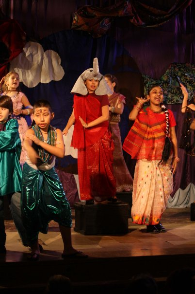 The Elephant Prince , Brooklyn Children's Theater (Photo by Al Perreira)