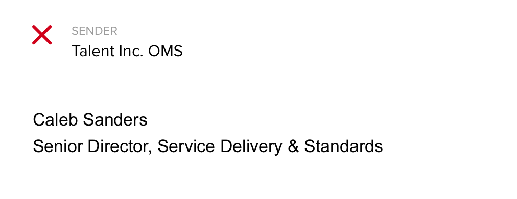 Plain text email and signature.