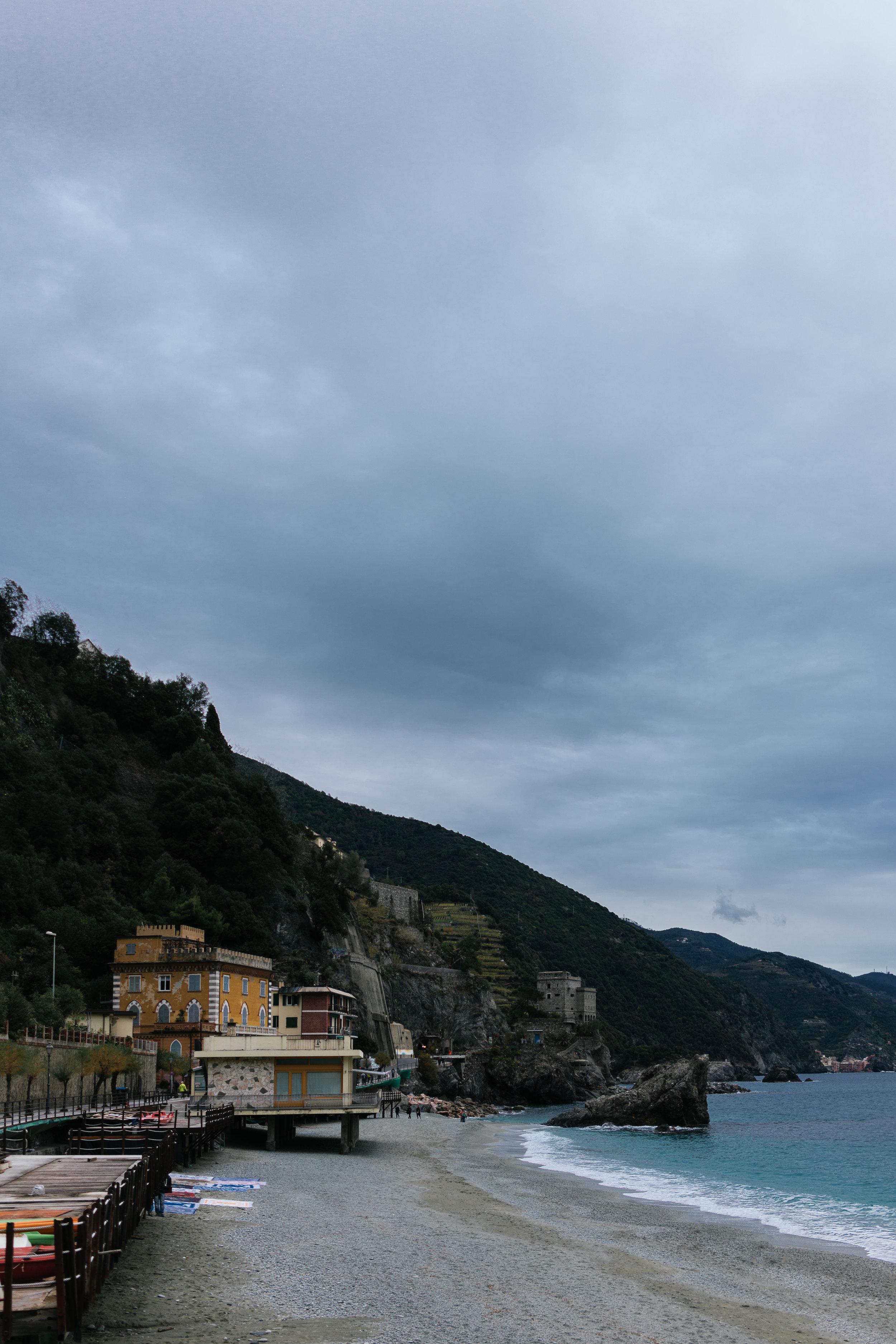 Monterosso Coastline Two.jpg