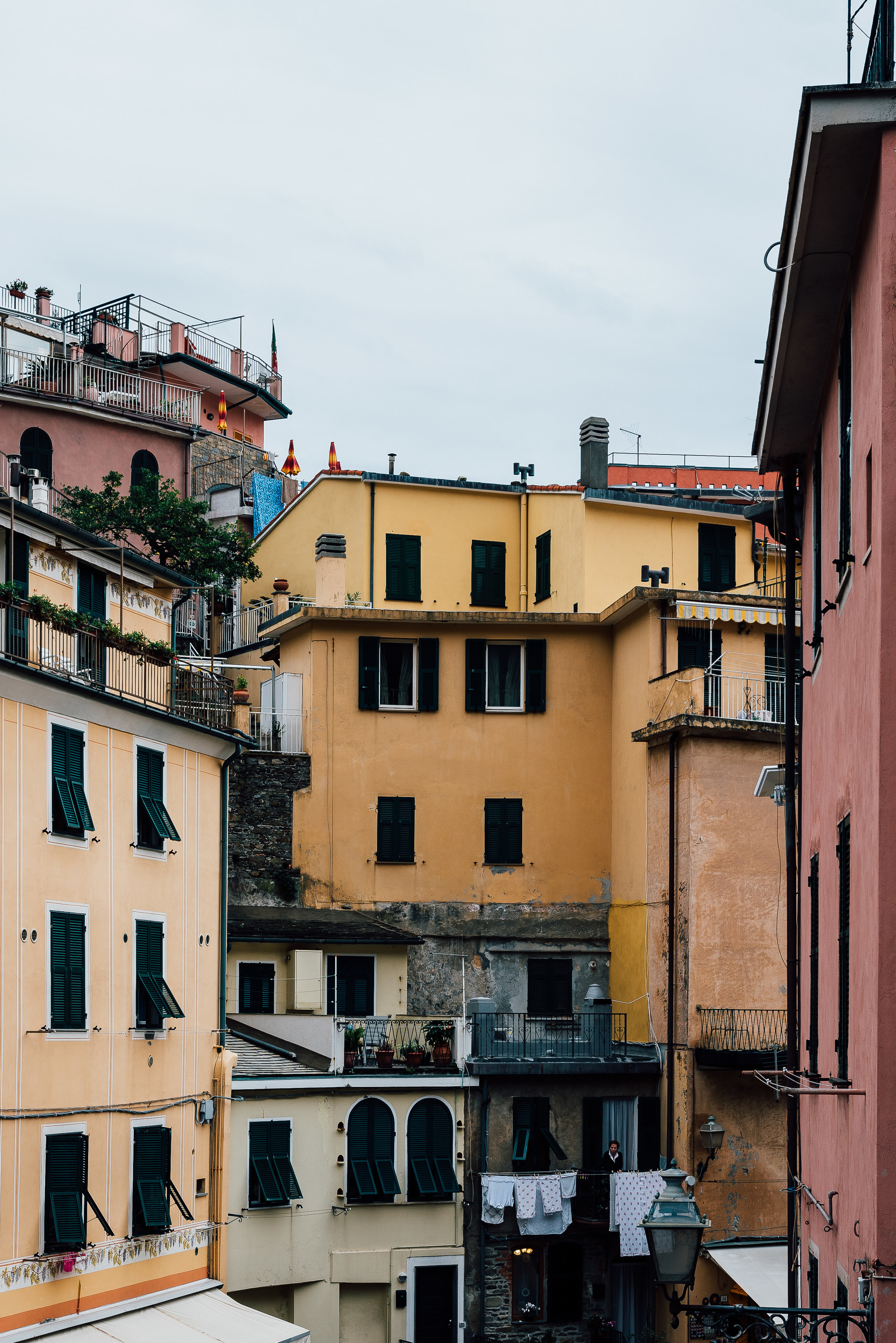 Vernazza Italy From The Train Station Two.jpg