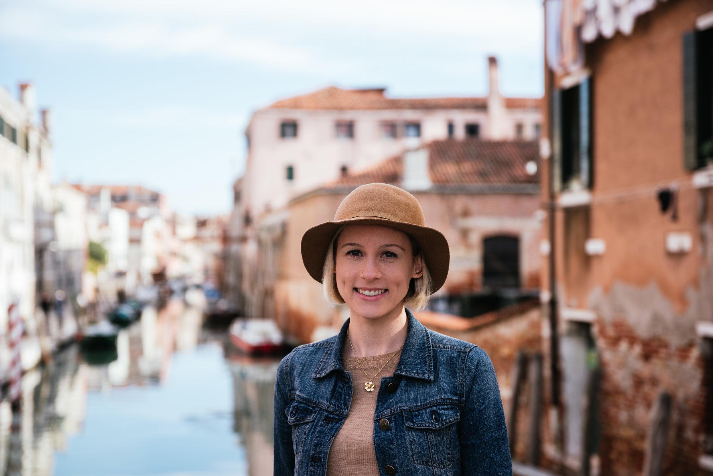 Courtney in Venice.jpg