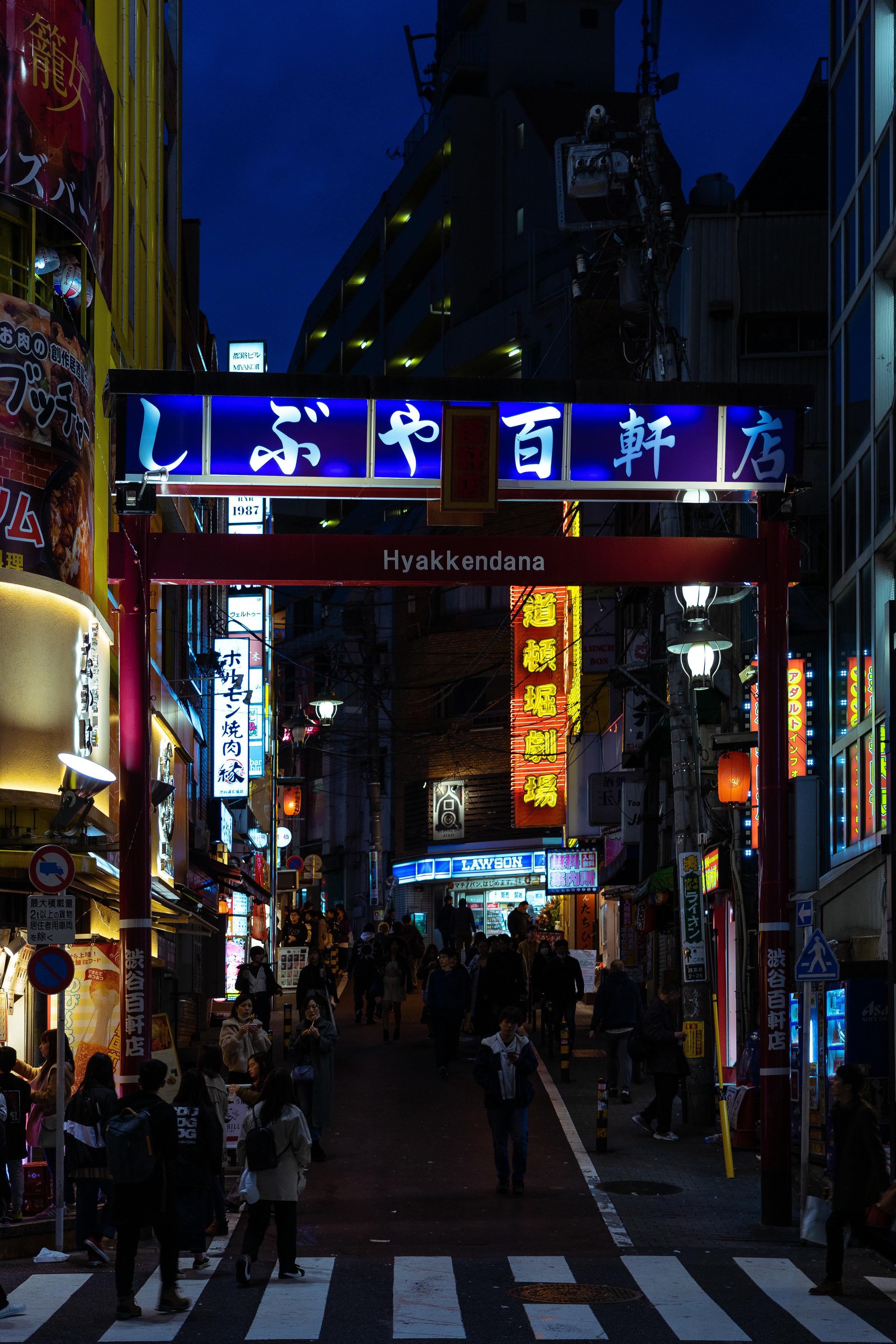 Tokyo Hyakkendana.jpg