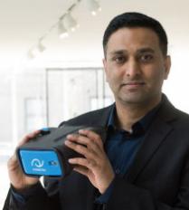 Ramesh Raskar - MIT PI and Head of Camera Culture Group