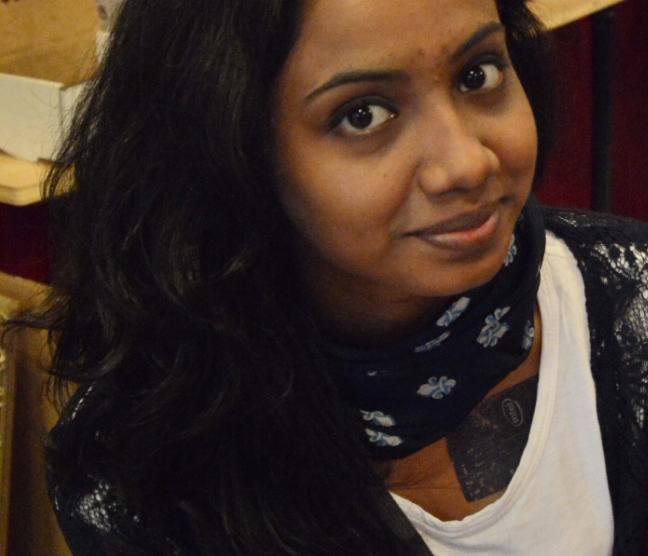 Manisha Mohan - MIT Scientist - Living Mobile