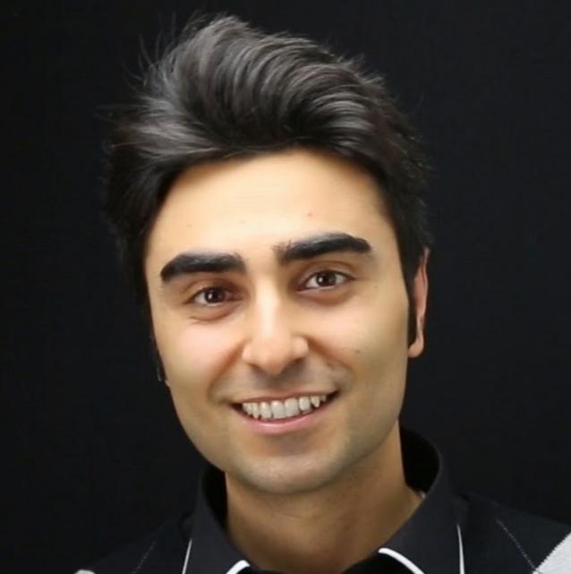 Barmak Heshmat - MIT Scientist- Camera Culture