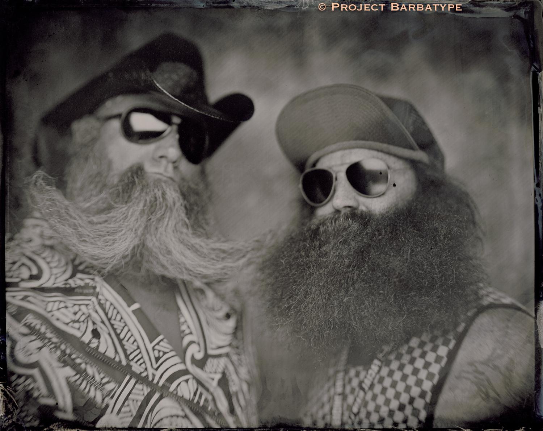 Troy Hawley and J. Rod Rizz CASI9