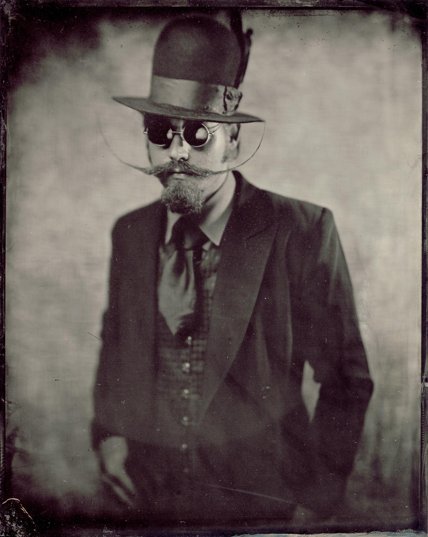 Jeffrey Moustache CASI9