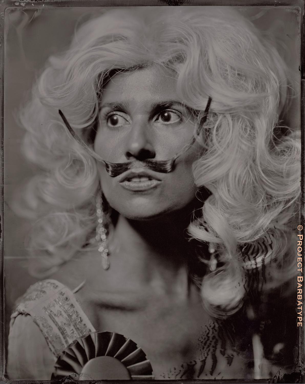Salvador Dali Parton (Angela DiRico)
