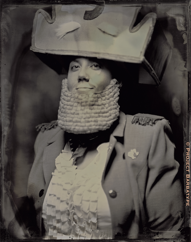 Captain Crunch (Ashley St. John)