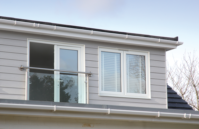 guttering, facias, soffits, lead and cladding