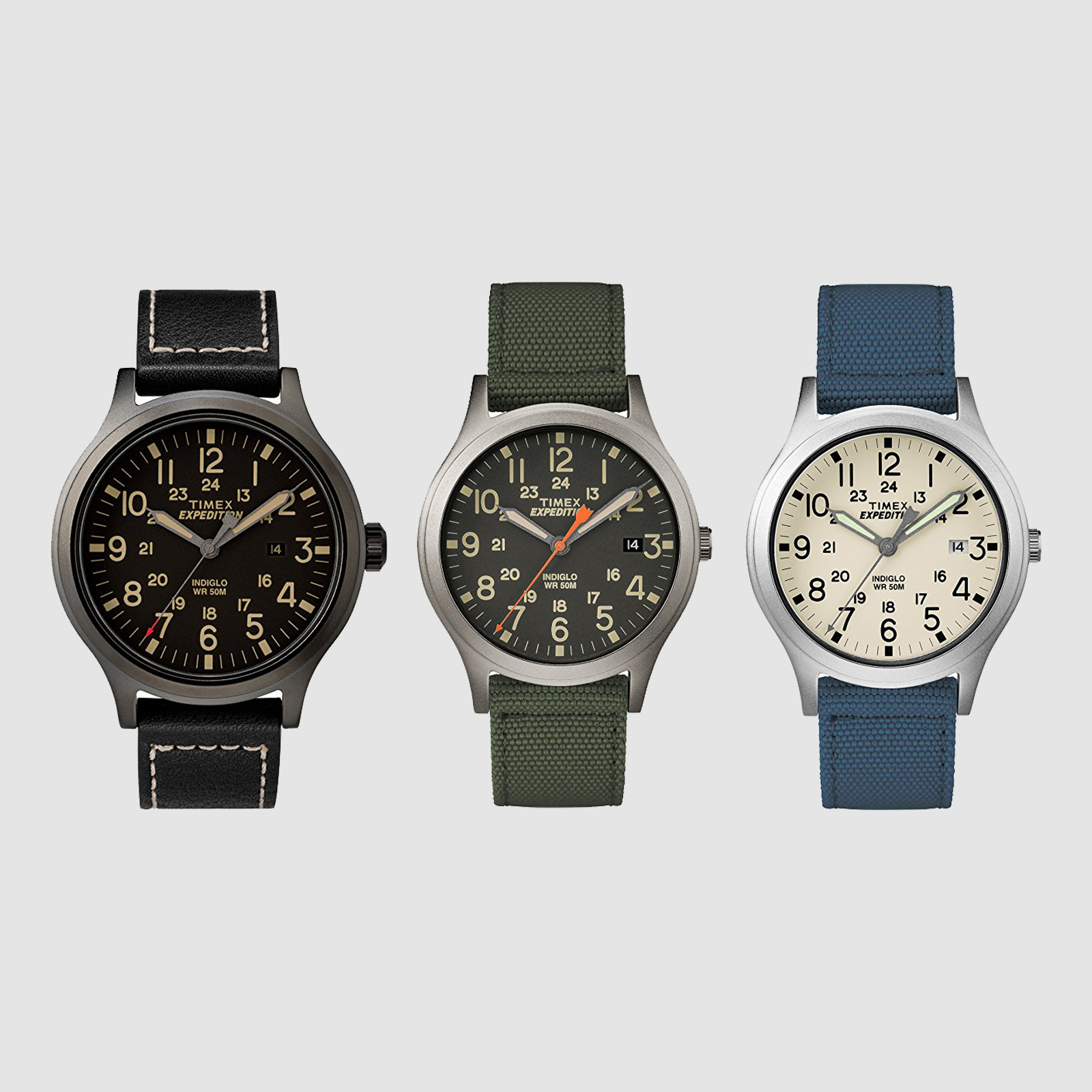 Timex Expedition Watches | $33-$50 | Amazon
