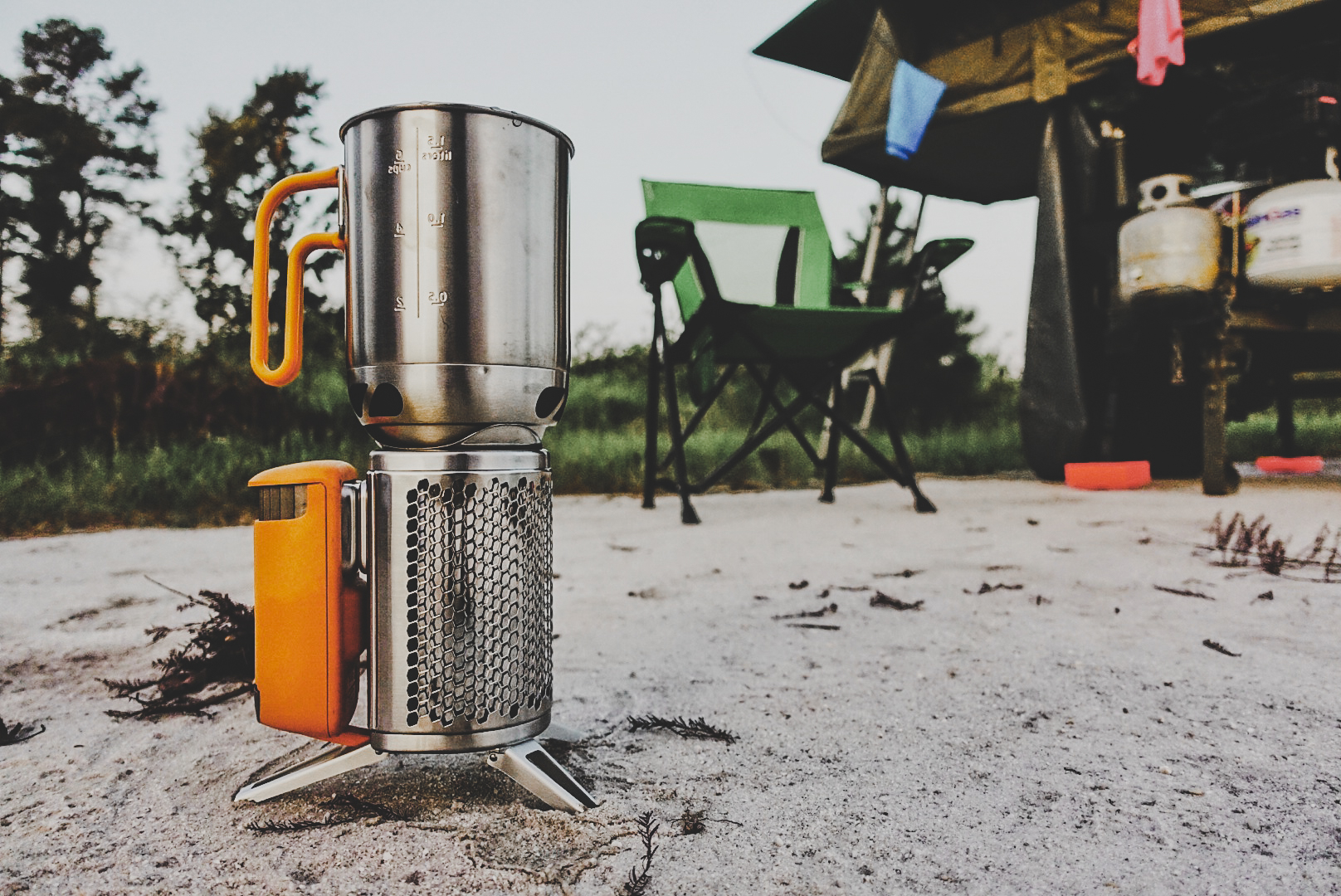 BioLite CampStove 2 | $129.95 ($26 off with coupon BIOGMD20)