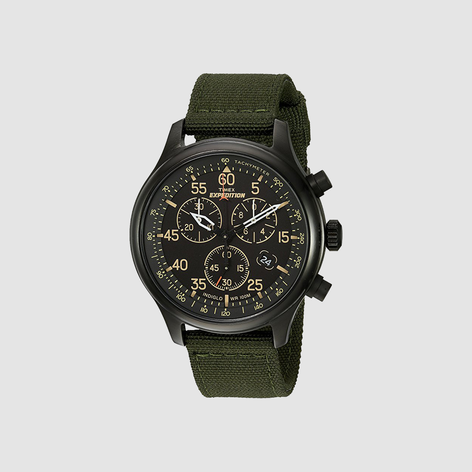 Timex Expedition Field Chronograph | $45-$53 | Amazon