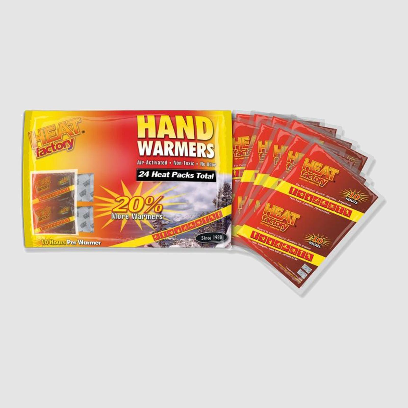 Heat Factory Hand Warmers | $2 | REI