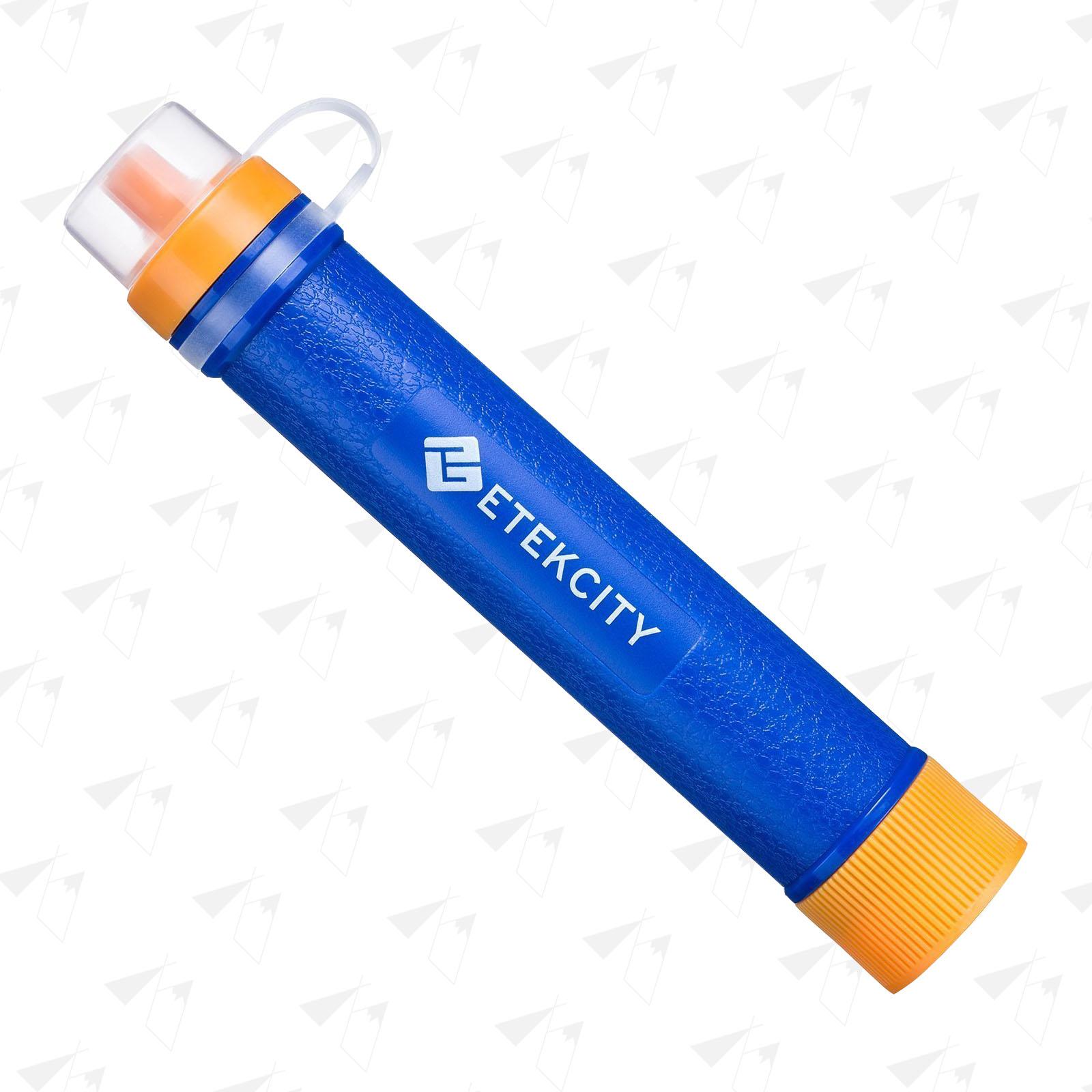 Etekcity Water Filtration Straw | $15 | Amazon