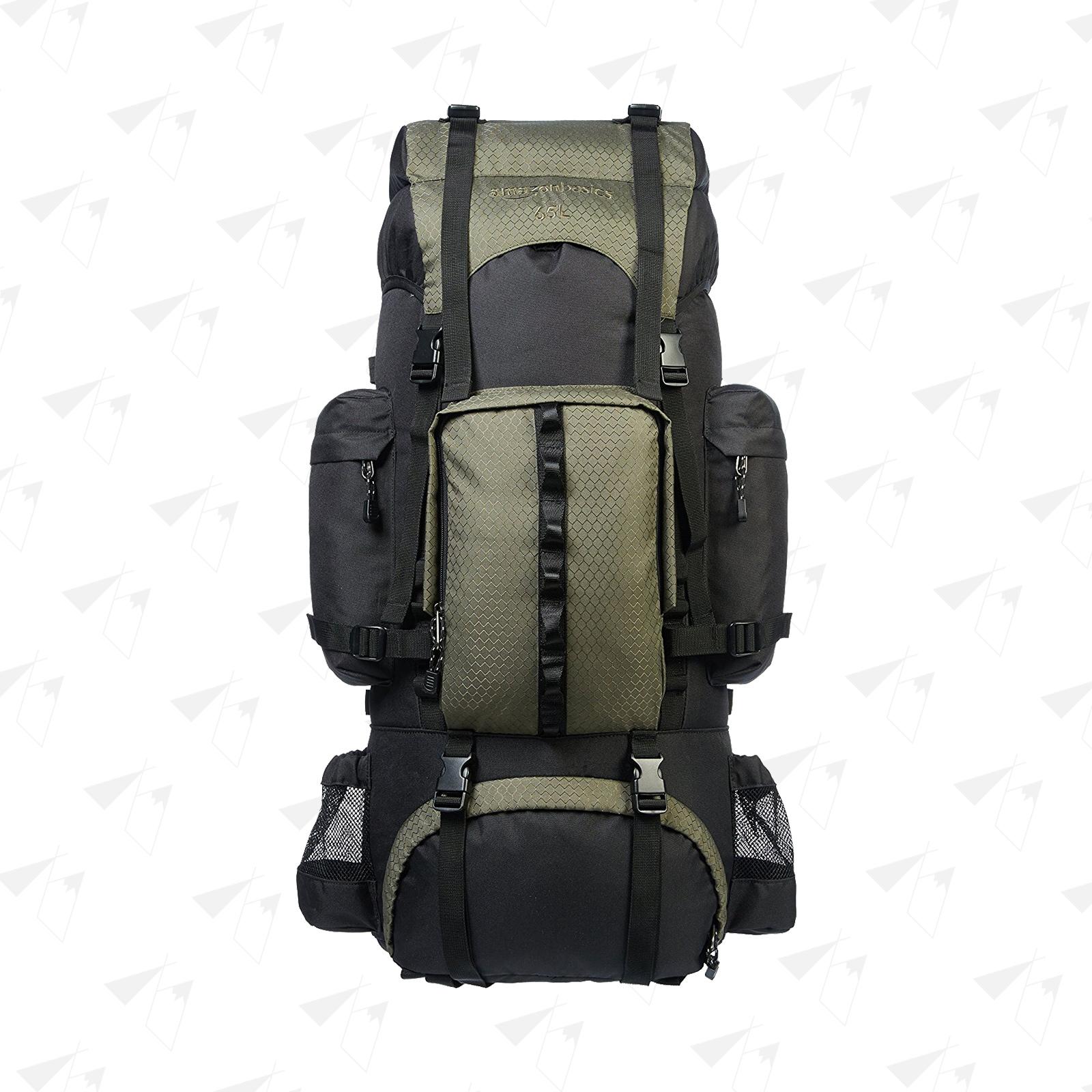 AmazonBasics Internal Frame Backpacking Bag | $41 | Amazon