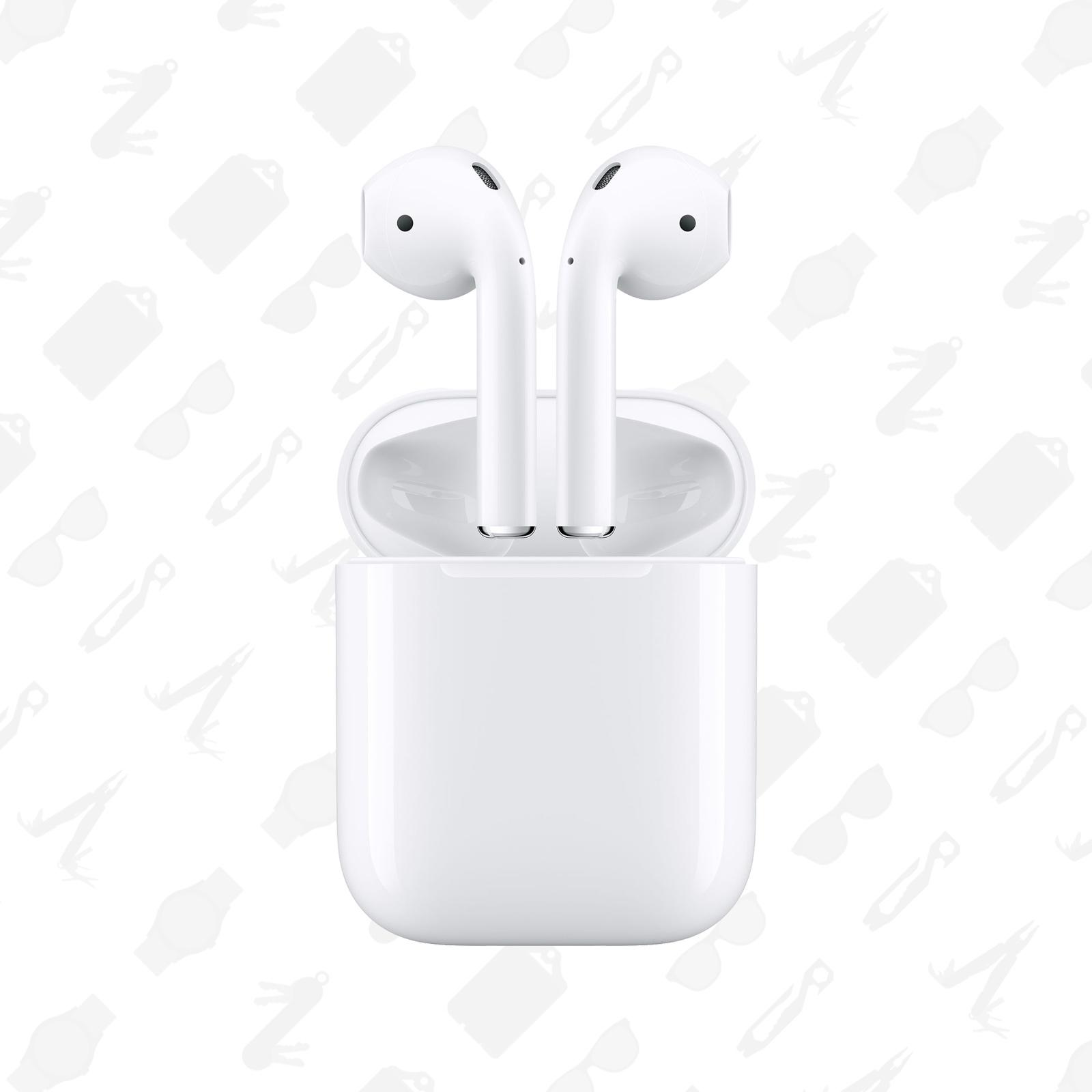 Apple AirPods (Refurbished)  $135.99   Best Buy