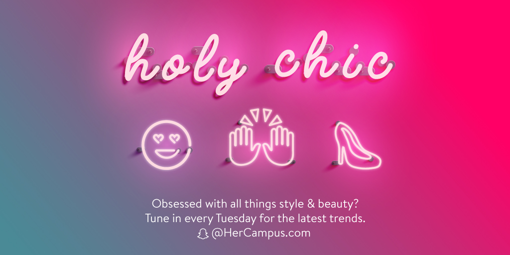 holy chic cover photo