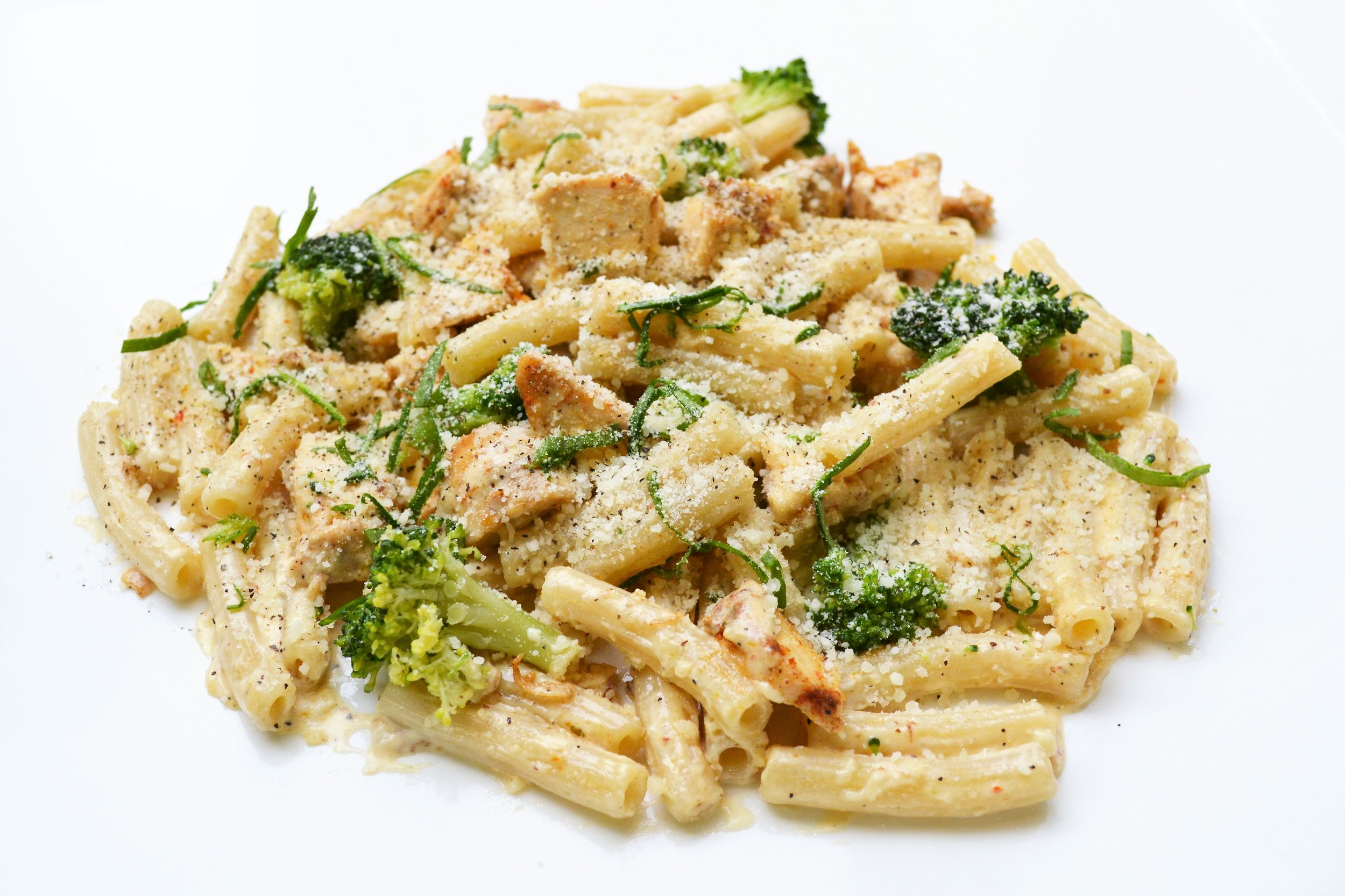 Chicken Ziti Broccoli