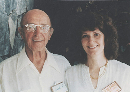 Carl Rogers and Barbara Brodley