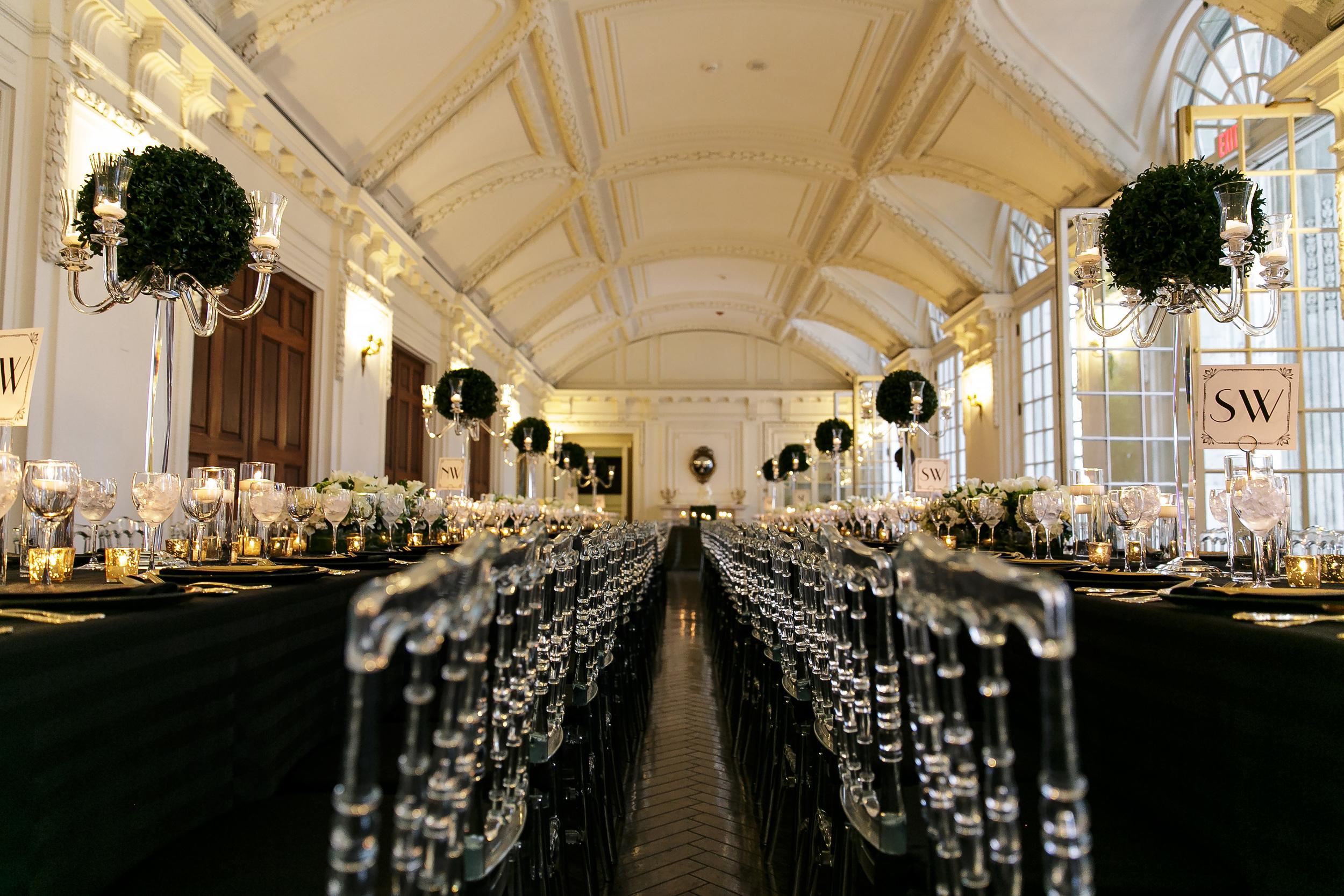 DAR Wedding Reception